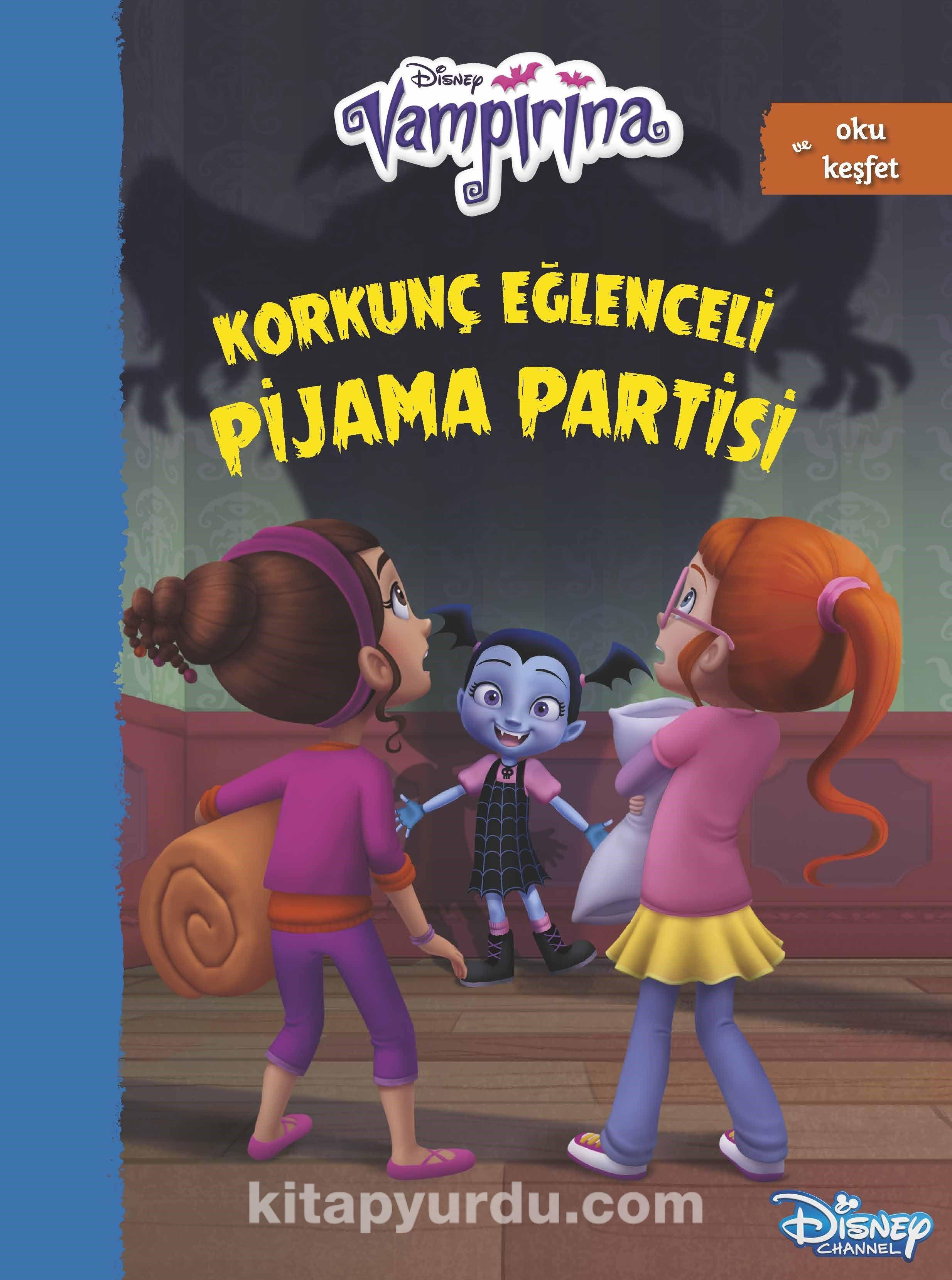 Dısney Vampirana Korkuç Eğlenceli Pijama Partisi - Kollektif pdf epub