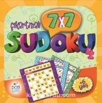 7x7 Sudoku 4 (6 Yaş +) - Kollektif pdf epub