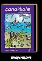 çanakkale Boyama Kitabı Deniz Savaşları Kitapyurducom