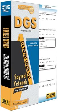 DGS 2019 Matematik Çek Kopart Yaprak Test - Özgen Bulut pdf epub