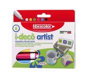 Fibracolor İ-Deco Artist Dekorasyon Kalemi