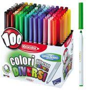 Fibracolor  Colorı Dıversı 100 Farklı Renk
