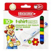 Fibracolor T-Shırt Marker 10 Renk