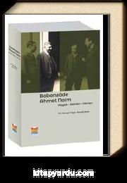 Babanzade Ahmet Naim  Hayatı-Eserleri-Fikirleri