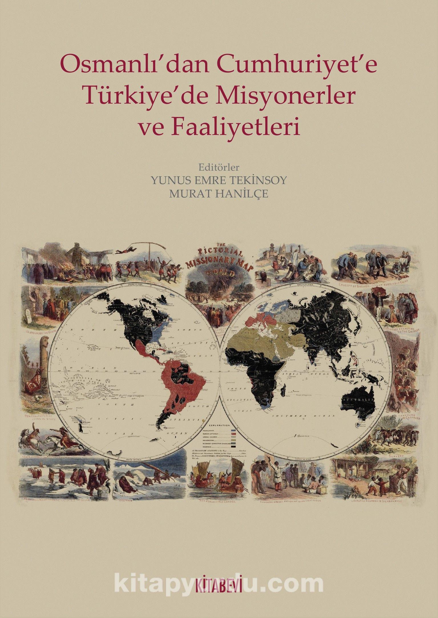 Osmanlı'dan Cumhuriyet'e Türkiye'de Misyonerler ve Faaliyetleri -  pdf epub