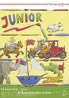 Hahnemülle Junior Blok A4 20Yaprak