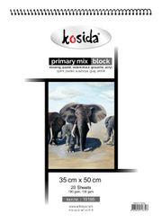Kosida Primary Painting Mix 35X50 20Y