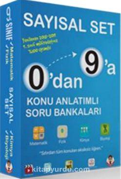 0'dan 9'a Konu Anlatımlı Soru Bankası Sayısal Set - Kollektif pdf epub
