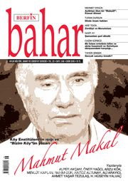 Berfin Bahar Aylık Kültür Sanat ve Edebiyat Dergisi Ekim 2018 Sayı:248