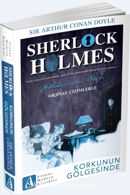 Sherlock Holmes / Korkunun Gölgesinde - Sir Arthur Conan Doyle pdf epub