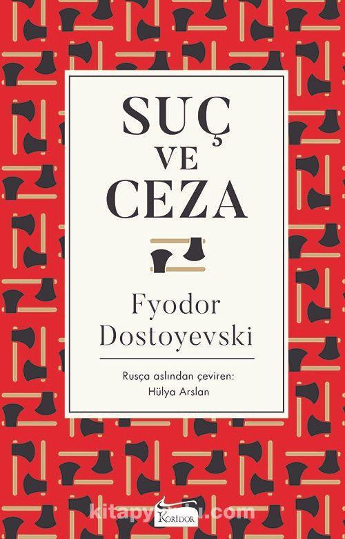 Suç ve Ceza (Karton Kapak) - Fyodor Mihayloviç Dostoyevski pdf epub