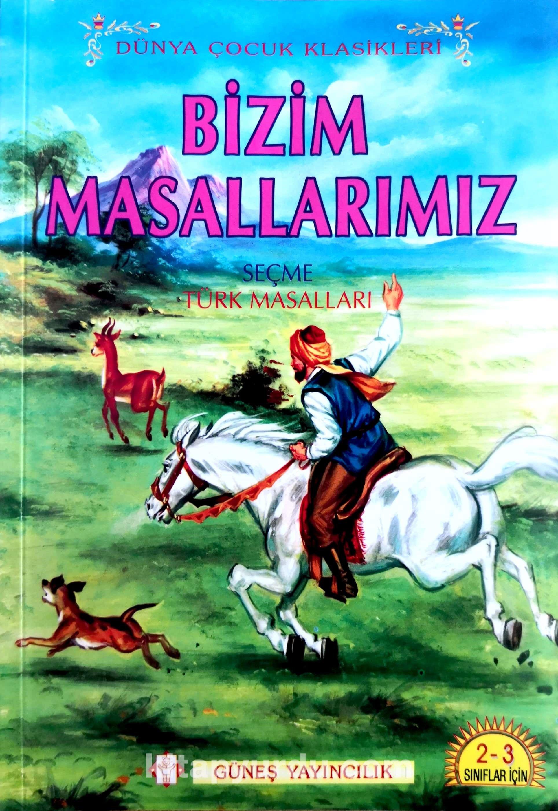 Bizim MasallarımızSeçme Türk Masalları - Kollektif pdf epub