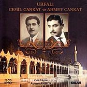 Urfalı Cemil Cankat - Ahmet Cankat (2 Cd+ Kitapçık)