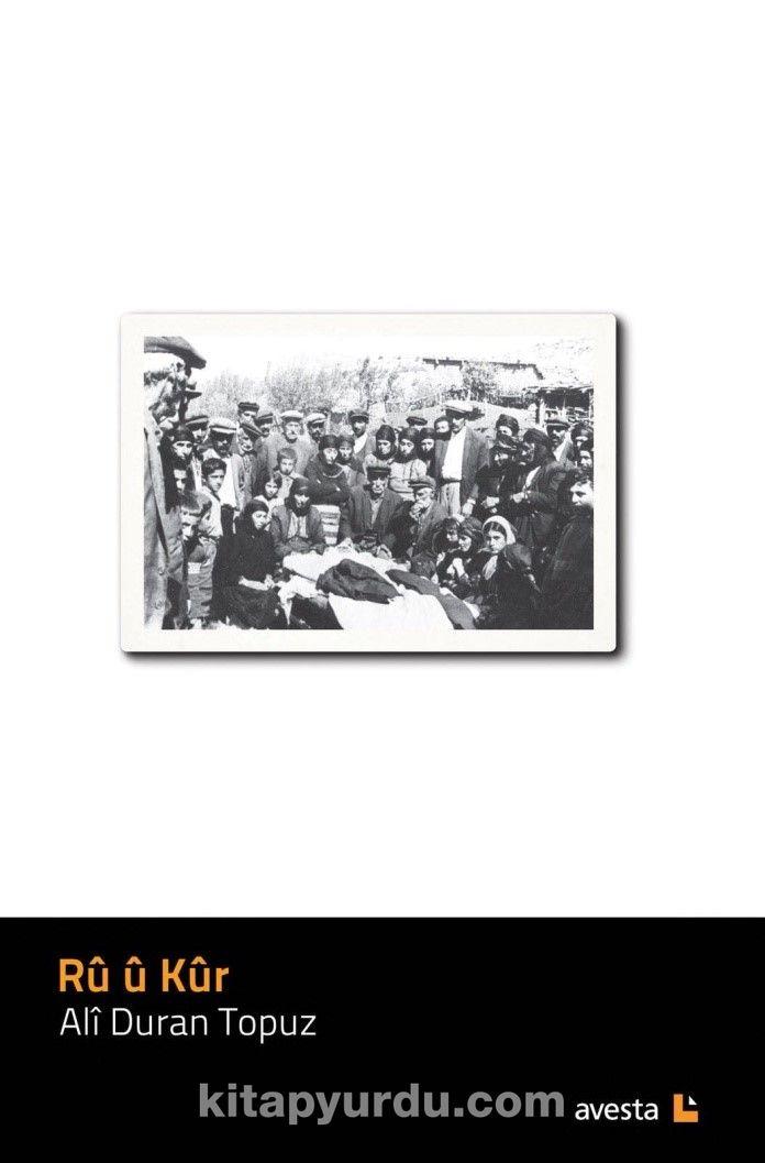 Ru u Kur - Ali Duran Topuz pdf epub