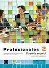 Profesionales 2 Libro del alumno (Ders Kitabı +Audio descargable) İspanyolca Orta Seviye