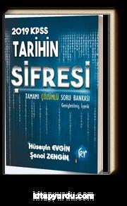 2019 KPSS Tarihin Şifresi Tamamı Çözümlü Soru Bankası
