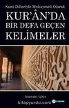 Sami Dilleriyle Mukayeseli Olarak Kur'an'da Bir Defa Geçen Kelimeler