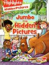 Highlights Jumbo Kitap Hidden Pictures Dikkat Geliştirme Serisi