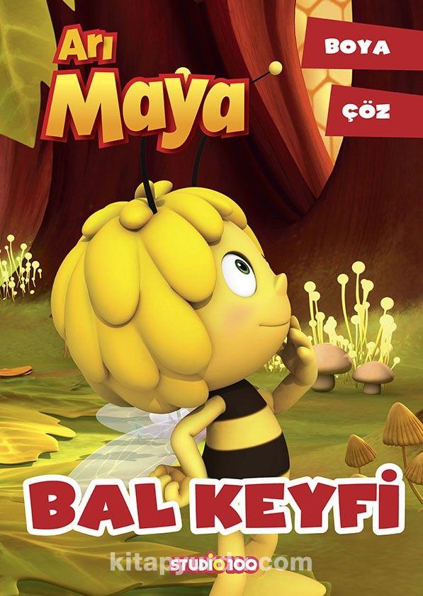 Ari Maya Boya Coz Bal Keyfi Kollektif Kitapyurdu Com