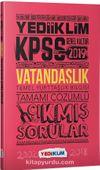 2019 KPSS Genel Yetenek Vatandaşlık Tamamı Çözümlü Çıkmış Sorular