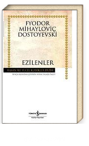 Ezilenler (Karton Kapak) - Fyodor Mihayloviç Dostoyevski