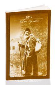 2019 Tolstoy Ajandası (Büyük Boy)