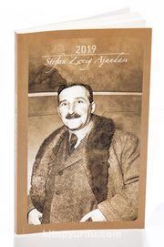 2019 Stefan Zweig Ajandası (Küçük Boy)