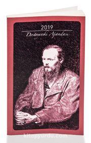 2019 Dostoyevski Ajandası (Küçük Boy)