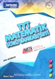 TYT Matematik Soru Bankası Seti (Mavi Seri)
