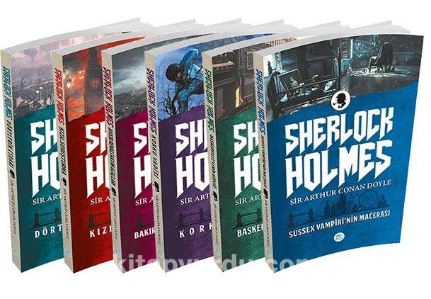 Sherlock Holmes Seti (6 Kitap-Kutusuz)