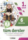 İlkokul 1. Sınıf Tüm Dersler 6 Deneme