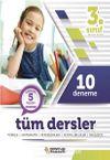 İlkokul 3. Sınıf Tüm Dersler 10 Deneme