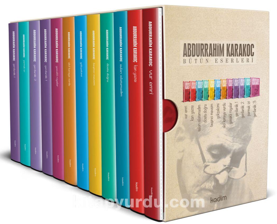Abdurrahim Karakoç Bütün Eserleri (12 Kitap)