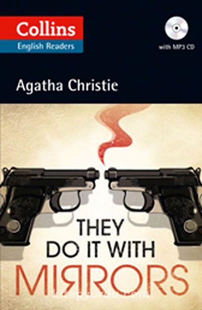 They Do It With Mirrors +CD (Agatha Christie Readers)