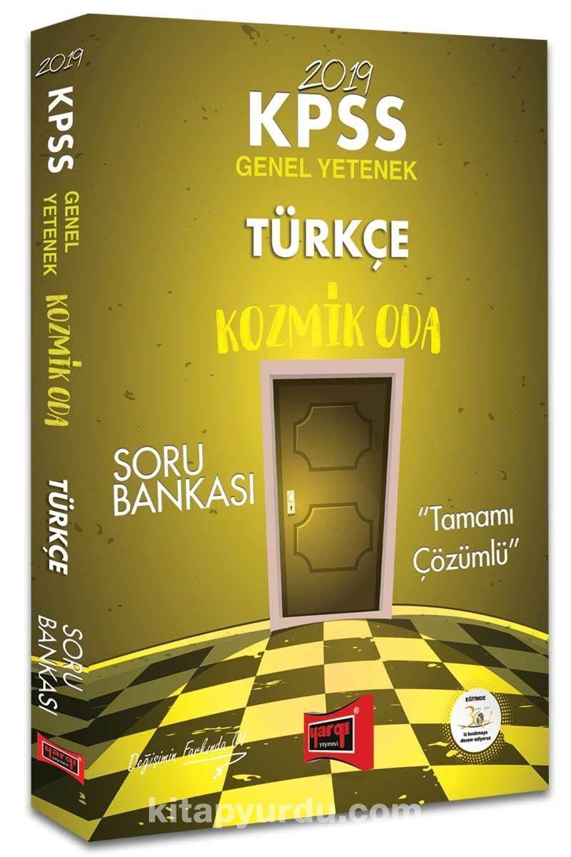 2019 KPSS Kozmik Oda Türkçe Tamamı Çözümlü Soru Bankası - Kollektif pdf epub