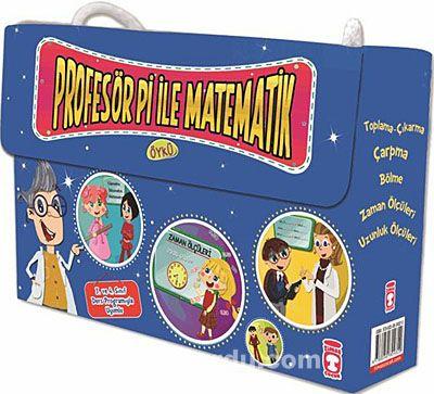 Profesör Pi ile Matematik 1 (Set) - Birsen Ekim Özen pdf epub