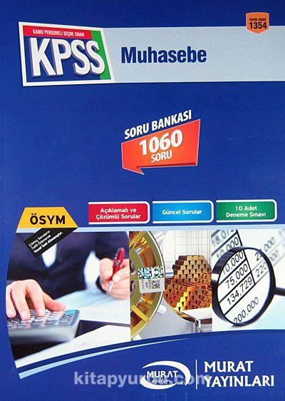 2015 KPSS Muhasebe Soru Bankası -  pdf epub