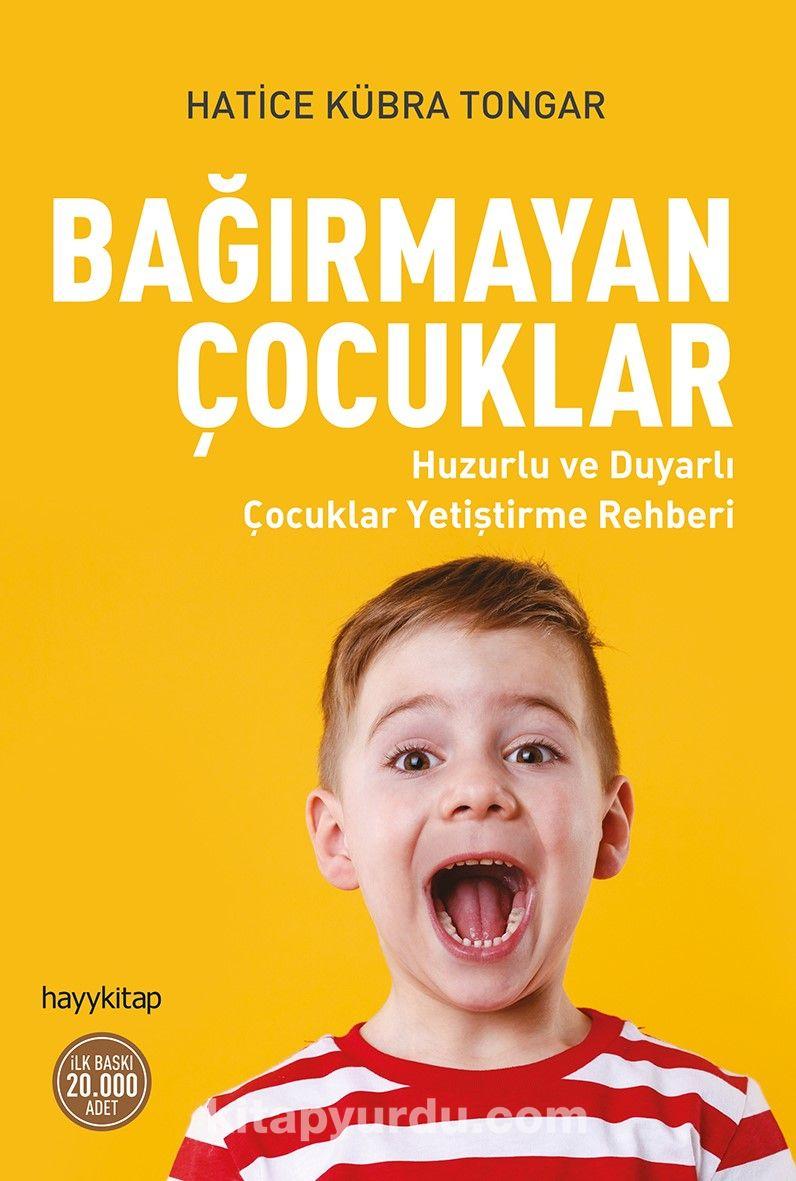 Bağırmayan Çocuklar PDF Kitap İndir