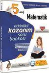 5. Sınıf Matematik Etkinlikli Kazanım Soru Bankası