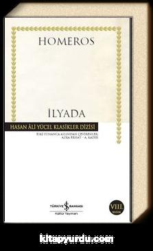 İlyada (Karton Kapak)