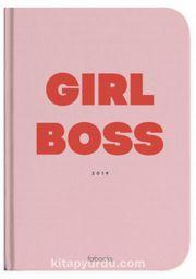 2019 Ajandası - Girl Boss