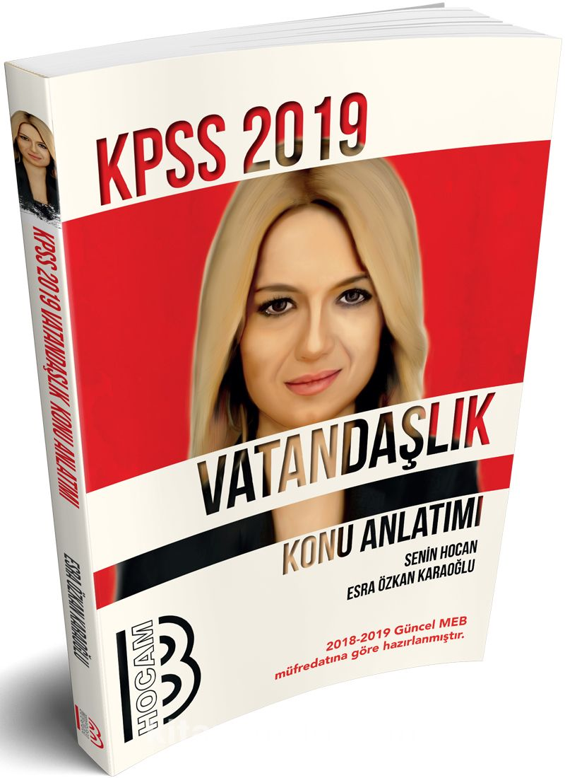 2019 KPSS Vatandaşlık Konu Anlatımı - Esra Özkan Karaoğlu pdf epub