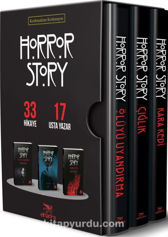 Horror Story Özel Kutu Set (3 Kitap)