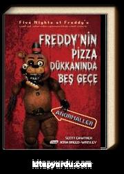 Freddy'nin Pizza Dükkanı'nda Beş Gece / Anormaller (Karton Kapak)