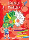 Eğlenceli Maskeler (Kırmızı Kitap)
