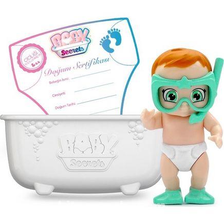 Baby Secrets Sürpriz Figür Seri 1 (76922)