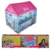 Barbie Veteriner Ev Oyun Çadırı