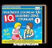 Okulöncesi Çocuklar İçin IQ Geliştirici Zeka Oyunları (4-6 Yaş) 1