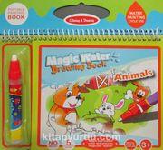 Sihirli Boyama Kitabı Magic Water Hayvanlar Alemi (FS 137)