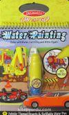 Water Painting Eğitici Sihirli Boyama Kitabı Araçlar Masalı Özel Kalemli (141)